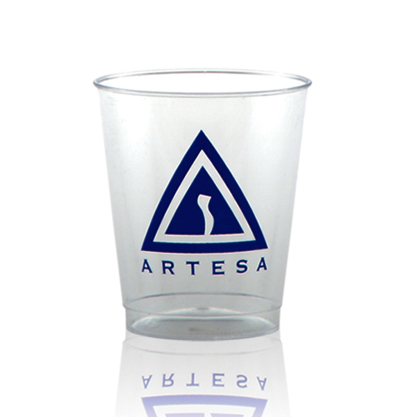 Clear Plastic Cup 5oz