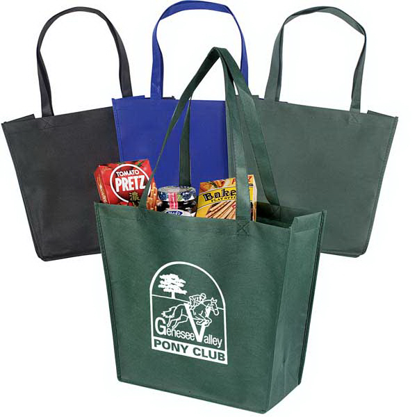 Promotional Non-Woven Shopping Tote