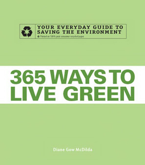 365 ways to live green goimprints