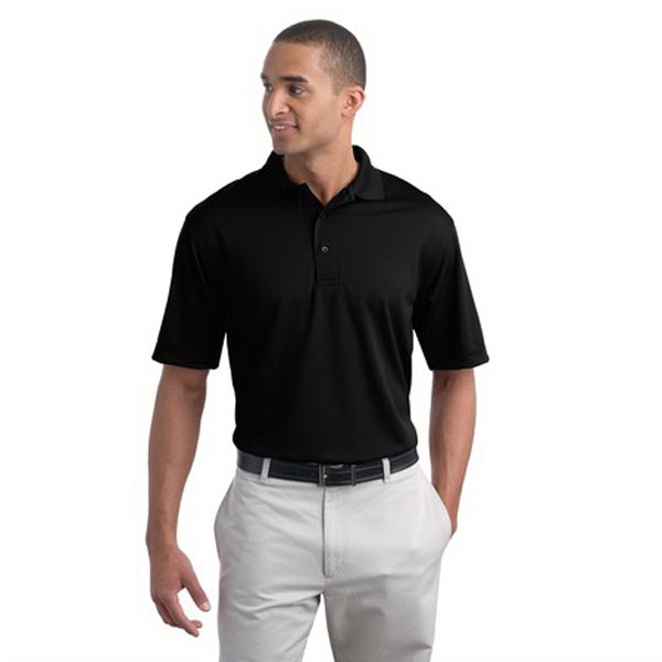 Port Authority (R) Poly Bamboo Charcoal Blend Pique Polo