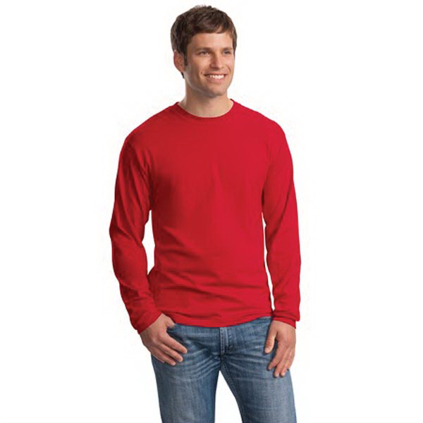 7a419999c1472c Hanes (R) Beefy-T (R) 100% Cotton Long Sleeve T-Shirt - GOimprints