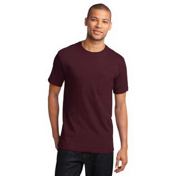 Port & Company (R) Essential T-Shirt with Pocket