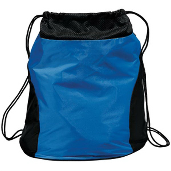 Port Authority (R) two-tone cinch pack