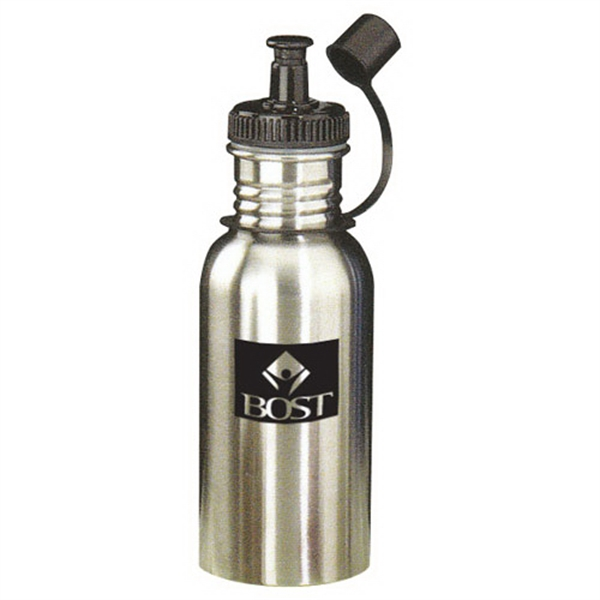Stainless Steel Sports Bottle with Sports Cap