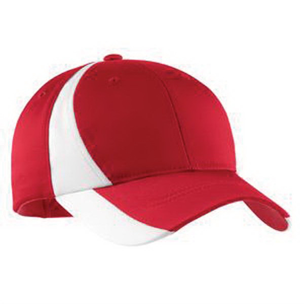 Sport-Tek(R) Youth Dry Zone (R) Colorblock Cap