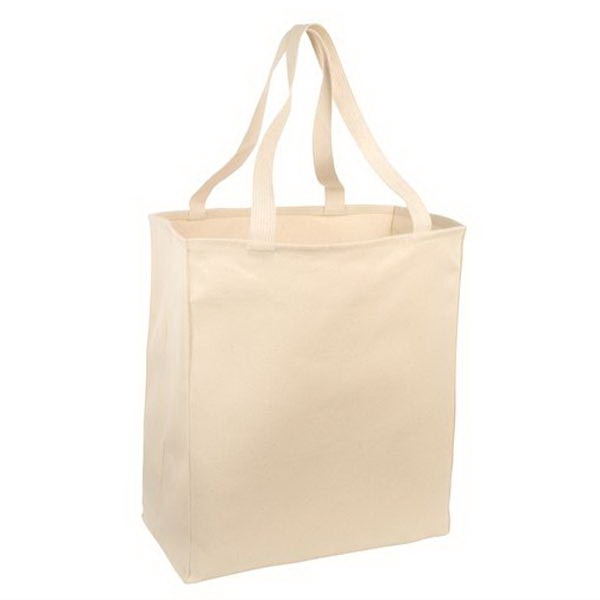 Port & Company(R) Over-The-Shoulder Grocery Tote