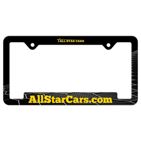 License Plate Frames - Customized - GOimprints