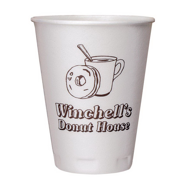 12 oz. Trophy(R) Beverage Cups (Hot or Cold)