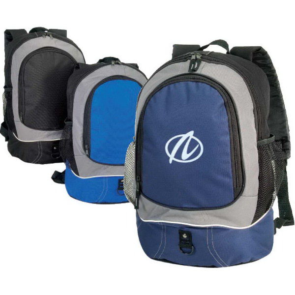 Deluxe Backpack