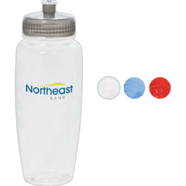 PolyClear (TM) Gripper Bottle