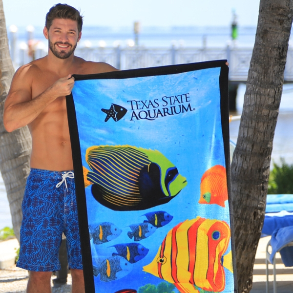 10lb. Stock Design Beach Towels