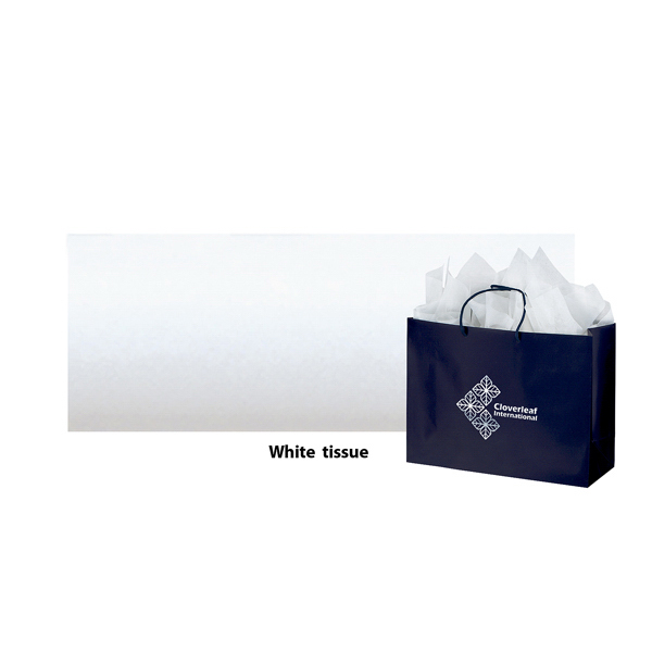 white tissue paper Read these directions to learn how to use a paper backing to easily print sheets of tissue paper using an ink jet or laser printer.