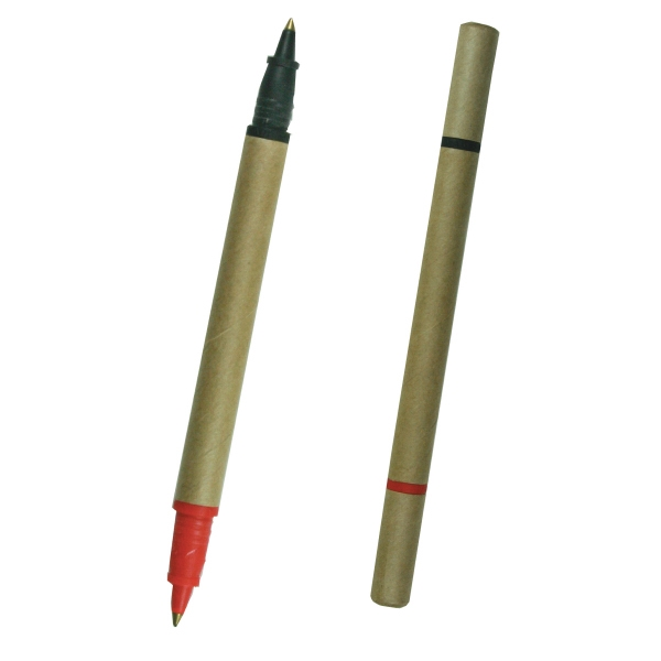 Biodegradable Two Color Pen