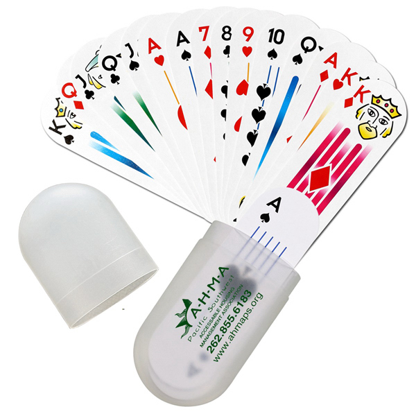 Monaco - Deck of Cards in Protective Carrying Case