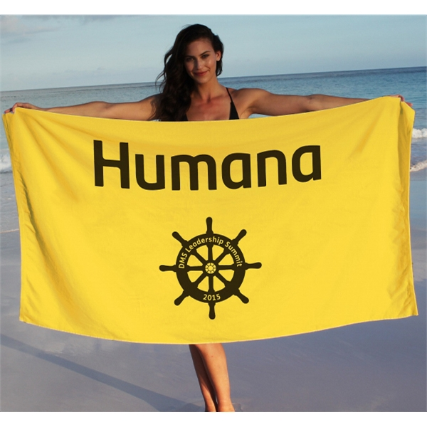 Signature Superior Weight Beach Towel
