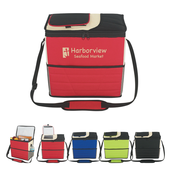 Discount Flip Flap Insulated Kooler Bag