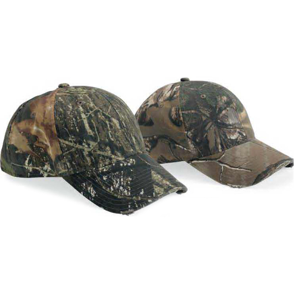 0e1e05c5 Outdoor Cap Torn Visor Low-profile Camouflage Cap - GOimprints