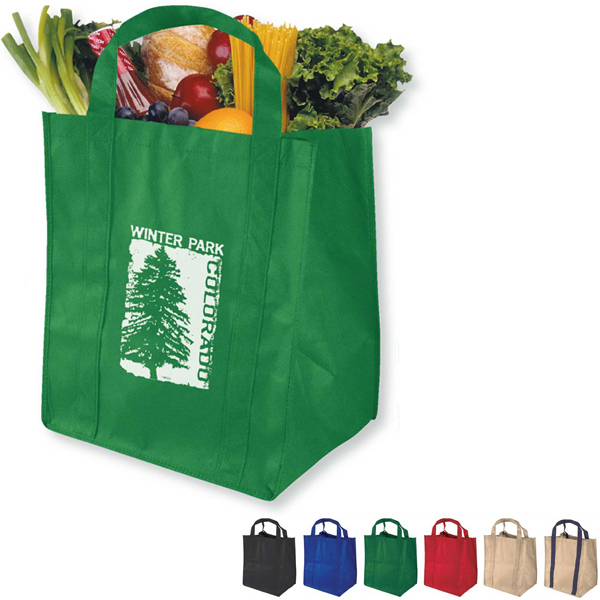 The Grocer Super Saver Grocery Tote