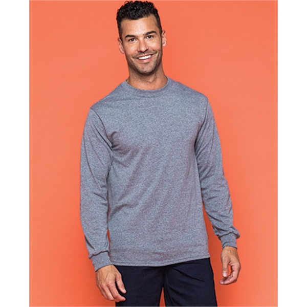 Gildan DryBlend (TM) Adult Long Sleeve Tee