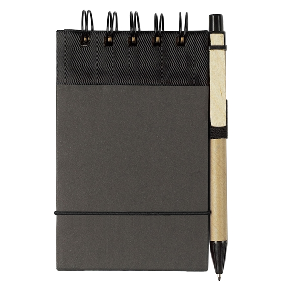 All in One Eco Jotter W//Pen-Bundles of 250,500,1000,2500,5000 per Package