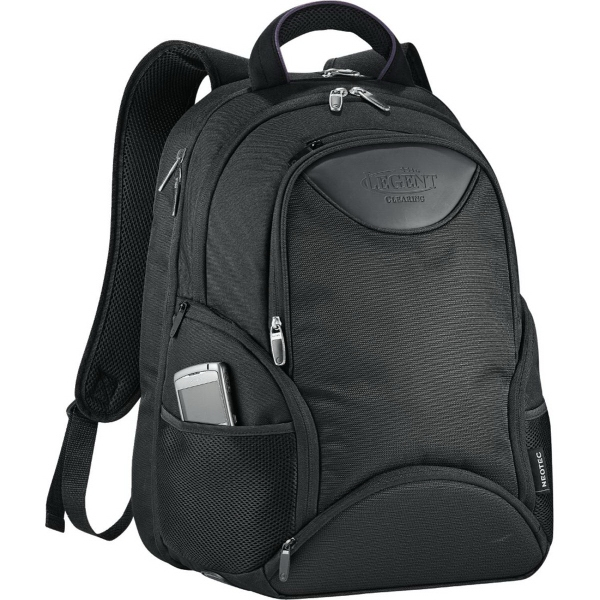 Zoom Power Stretch Checkpoint-Friendly Backpack - GOimprints f8b85513f3bed