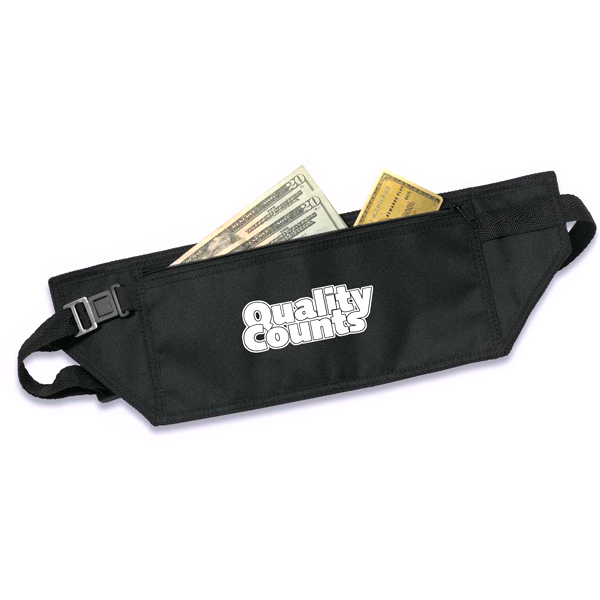 Security travel waist belt
