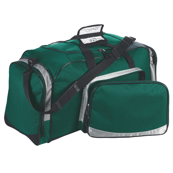 Multi purpose active sport duffel bag