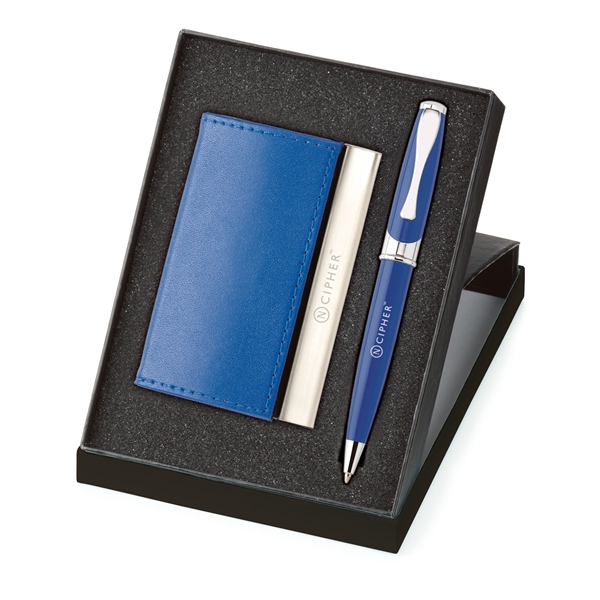 Gift box for Card Case and Pen Set
