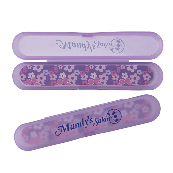 Nail File & Case Set - GOimprints