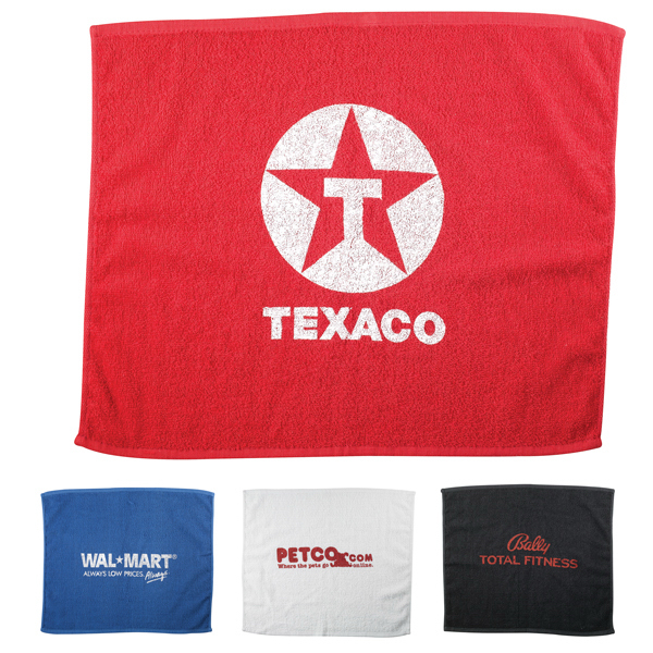 Personalized Spirit Towels: Promotional Sports Items & Products