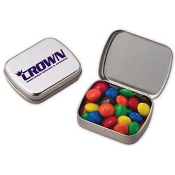 Fresh Gems - Mints in a Small Hinged Tin