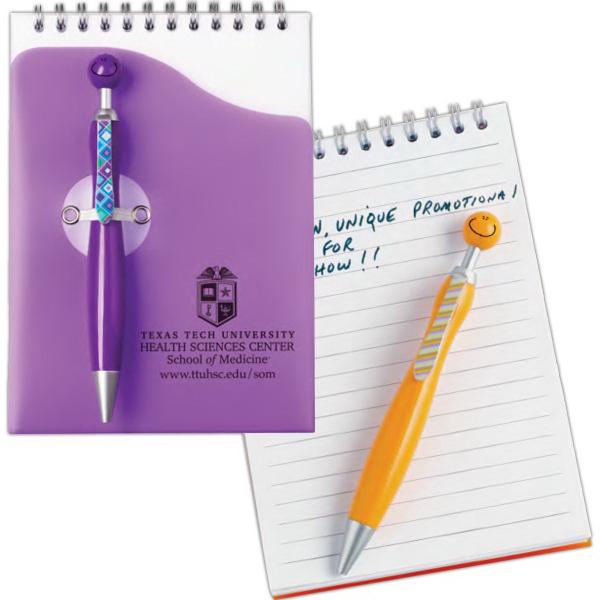 Note Pad and Swanky Pen Set