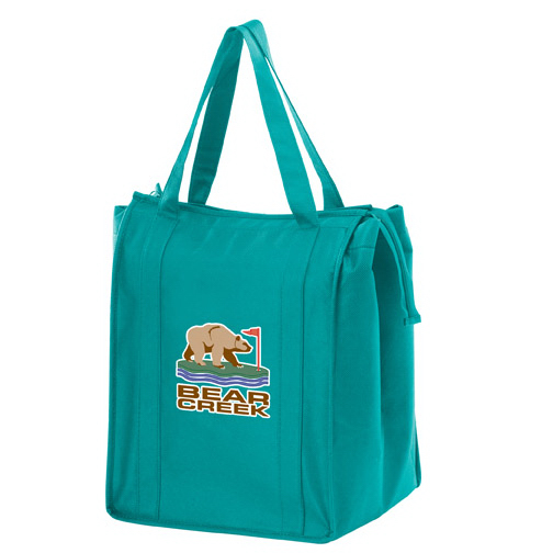 Non woven insulated grocery bag - Color Evolution
