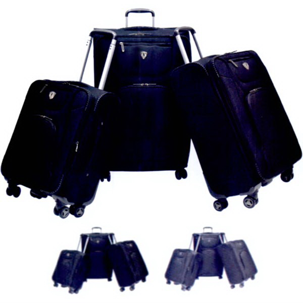 Cornwall 3 Pc. Expandable Spinner Set Luggage