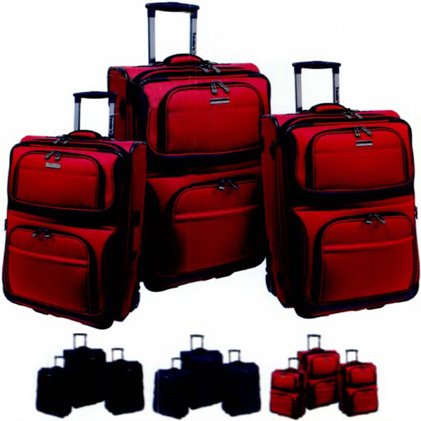 Conventional II 3 Pc. Set Luggage