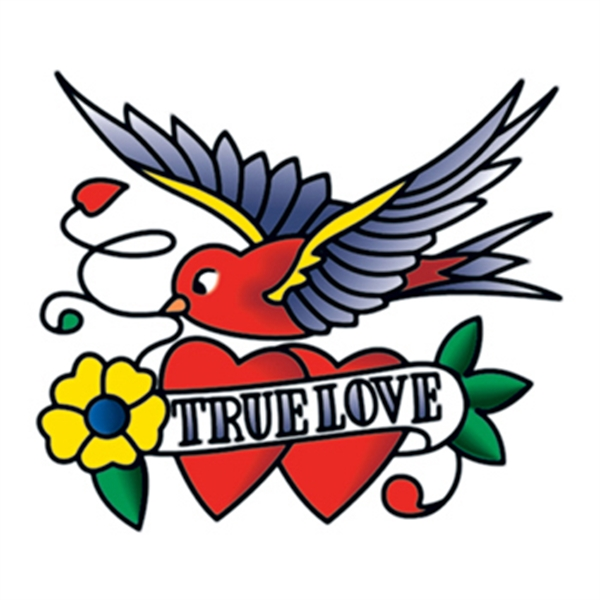 True Love Temporary Tattoo