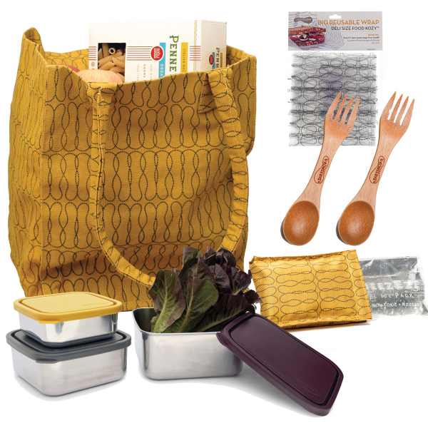 Picnic on the Go Package-Saffron