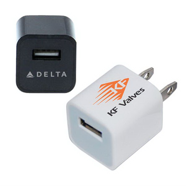 Mini USB Home/Travel Wall Charger Plug