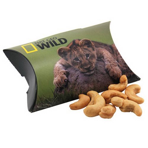 Pillow Box Promo Pack with Cashews