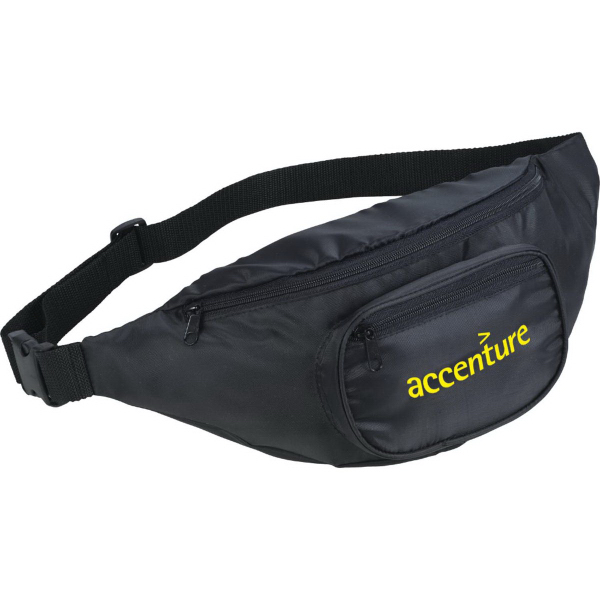 The Hipster Deluxe Fanny Pack
