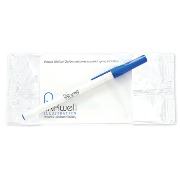 Bic (R) Round Stic (R) + Notepad - 50 sheets