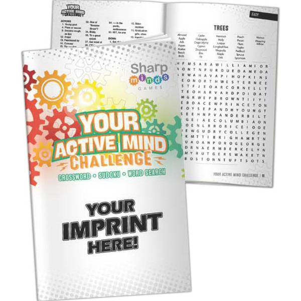 Sharp Minds(TM) - Your Active Mind Challenge