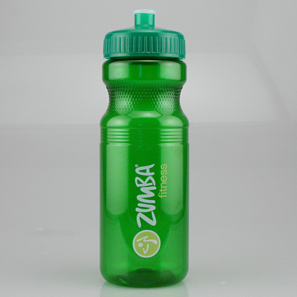 24oz Fitness Bottle - Green