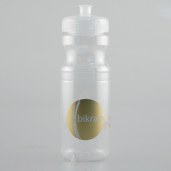 24oz Fitness Bottle - Clear