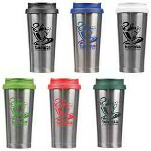 Barista Double Wall Stainless 16 oz Tumbler
