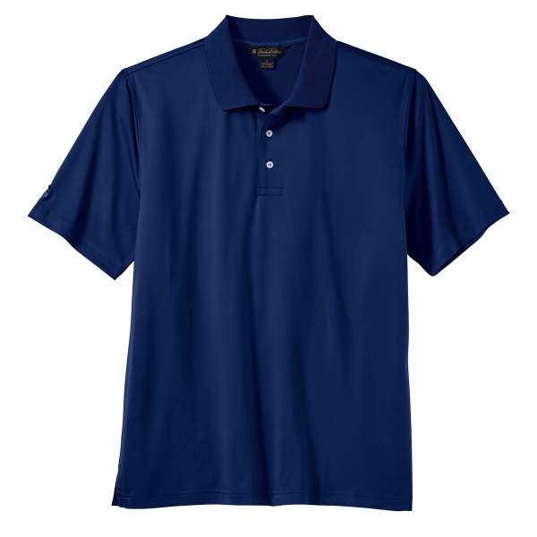 Brooks Brothers Men's Performance Solid Jersey Polo