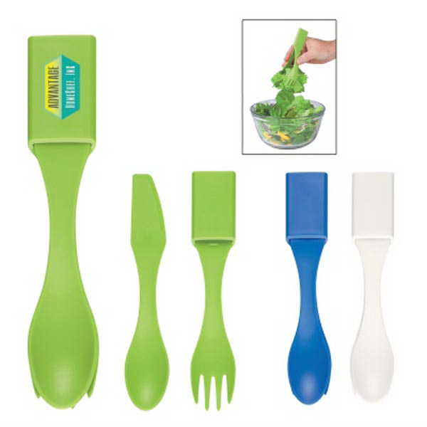 4-in-1 Biggie Utensil Set