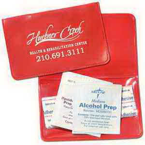Translucent Just in Case First Aid Care Kit