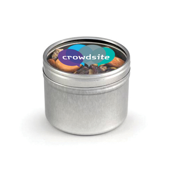 Round Window Tin - Paradise Mix, Full Color Digital