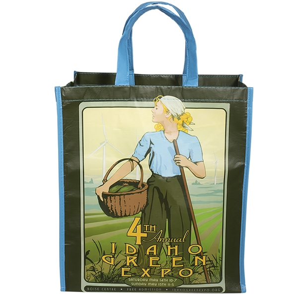The Next Gen Grocery Tote